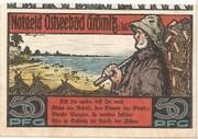 50 Pfennig (Grömitz) – revers