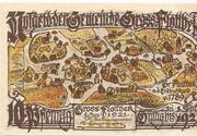 10 Pfennig (Groß-Flottbek) – avers