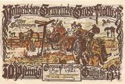 30 Pfennig (Groß-Flottbek) – avers