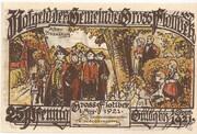 25 Pfennig (Groß-Flottbek) – avers