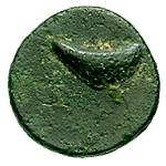 Bronze Æ12 (Autokane) – revers