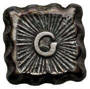 20 sous (occupation britannique, 1810-1814) – avers