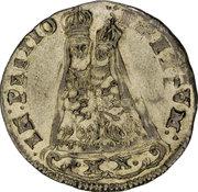 1 lira Giuseppe Maria – revers