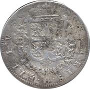 ½ scudo, 70 soldi Ferrante II – revers