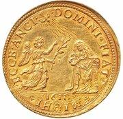 10 Doppie - Ferrante II – revers