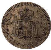1 Real - Carlos III – revers