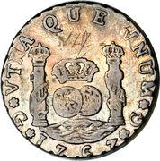 4 reales - Charles III (monnaie coloniale) – revers