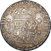 8 reales - Charles III (monnaie coloniale) – avers