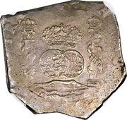 8 reales - Ferdinand VI (monnaie coloniale) – revers