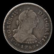 1 Real - Carlos IV – avers
