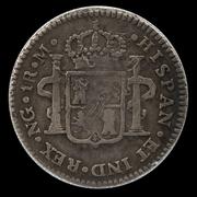 1 Real - Carlos IV – revers