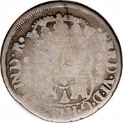 2 reales - Ferdinand VI (monnaie coloniale) -  avers