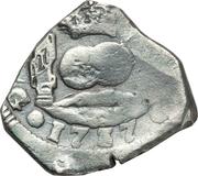 4 reales - Philip V (monnaie coloniale) – revers