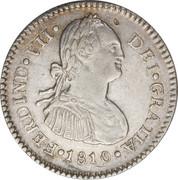 1 Real - Fernando VII – avers