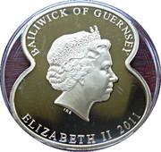 5 Pounds Elizabeth II (90 Years of The Royal British Legion-Repatriation) – avers