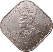 10 shillings - Elizabeth II (2eme effigie; William I) – revers