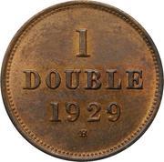 1 double – revers