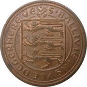 2 pence - Elizabeth II -  avers