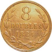 8 doubles -  revers