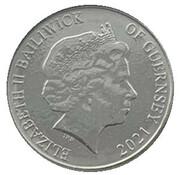 10 Pence - Elizabeth II - The Gannet -  avers