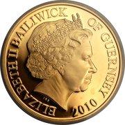 5 pounds - Elizabeth II (4th portrait; Florence Nightingale) – avers