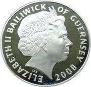 5 Pounds - Elizabeth II (Royalty and the RAF) – avers