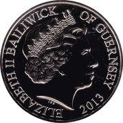 Guernsey Dambusters £5 – avers