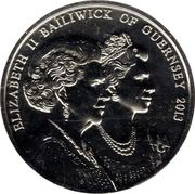 £5 60th anniversary of coronation of Elizabeth II – avers