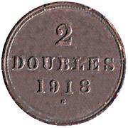 2 doubles – revers