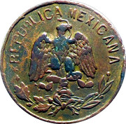 5 Centavos (Campo Morado) – avers