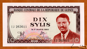 10 Sylis – avers