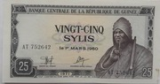 25 Sylis – avers