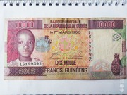 10 000 FRANCS – avers