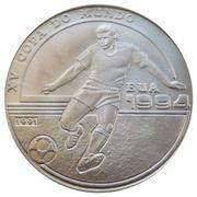 10 000 Pesos (Coupe du monde de football USA 1994) – revers