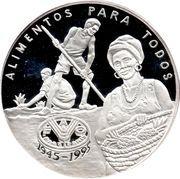 20 000 Pesos (FAO) – revers