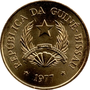 1 peso (FAO) – avers