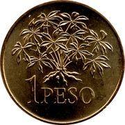 1 peso (FAO) – revers