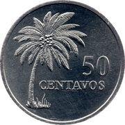 50 centavos (FAO) -  revers