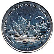 2000 Pesos (Nuno Tristão) – revers