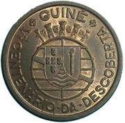 50 centavos (Anniversaire de la découverte de la Guinée-Bissau) – avers