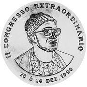 20 000 Pesos (2ème Congrès extraordinaire du Parti africain pour l'indépendance de la Guinée et du Cap-Vert) – revers