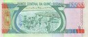 10,000 Pesos – revers