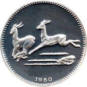 2000 Ekuele (Impalas) – revers
