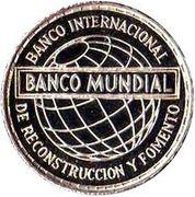 25 pesetas (Banque mondiale) – revers