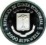 2000 Bipkwele – avers