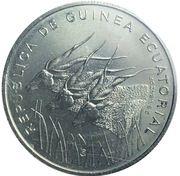 100 francos CFA (Essai) – avers