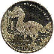 5 Dollars (Phorusrhacos) – revers