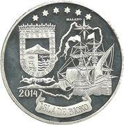 100 Francs C.F.A. – avers