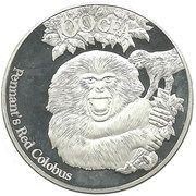 100 Francs C.F.A. – revers