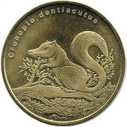 5 Dollars Cronopio (Bioko island) – revers